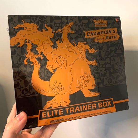 Champions Path Elite Trainer Box!